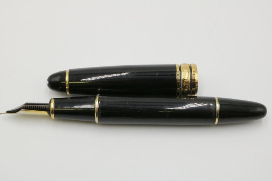 Mont Blanc Germany Fountain Pen - 3