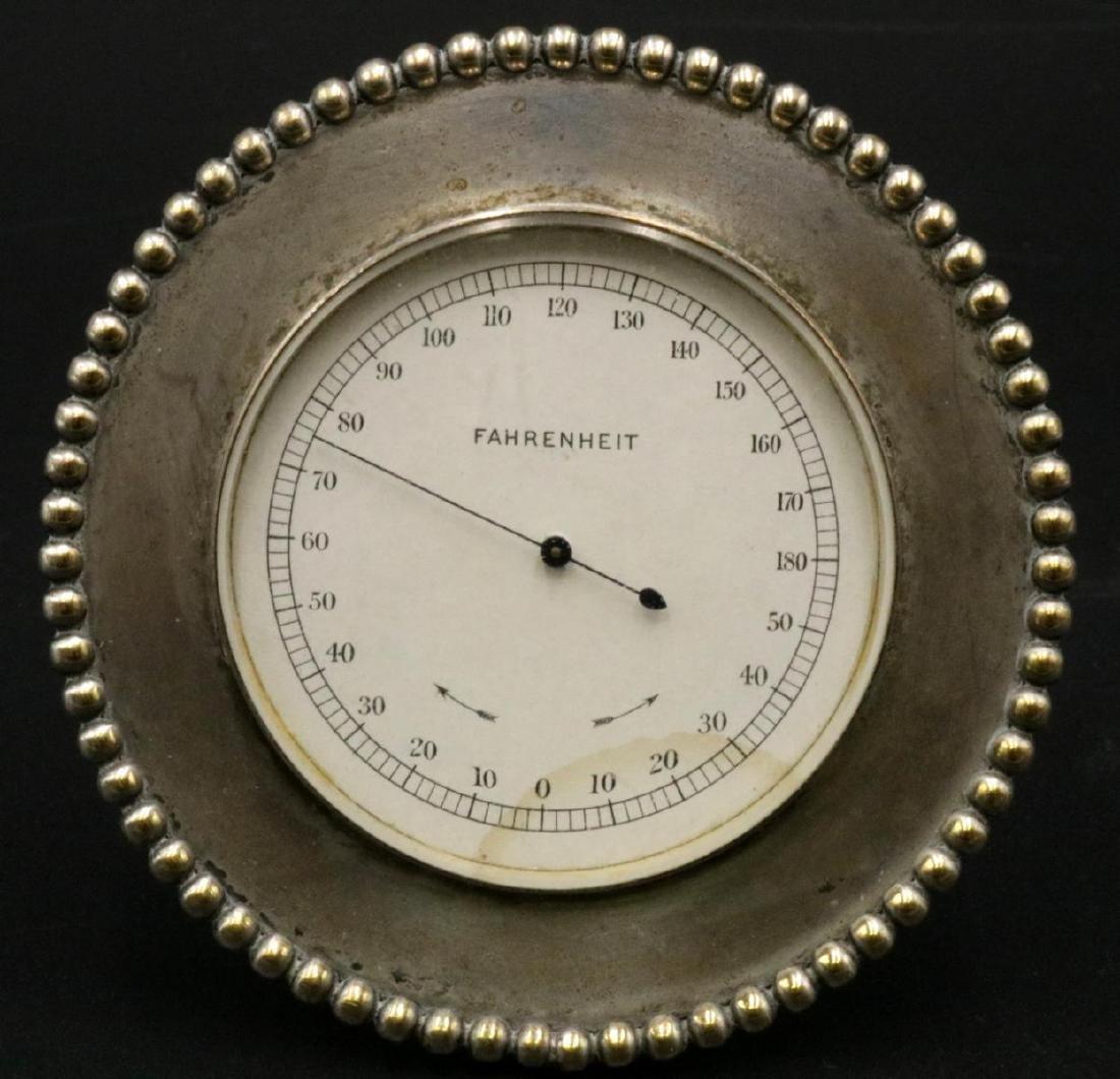 Vintage Desk Thermometer