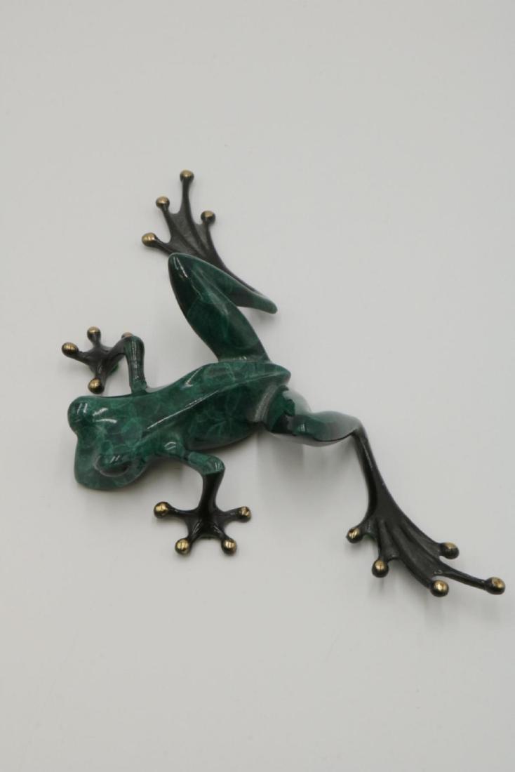 Tim Cotterill (British, B. 1950) Polychrome Bronze - 3