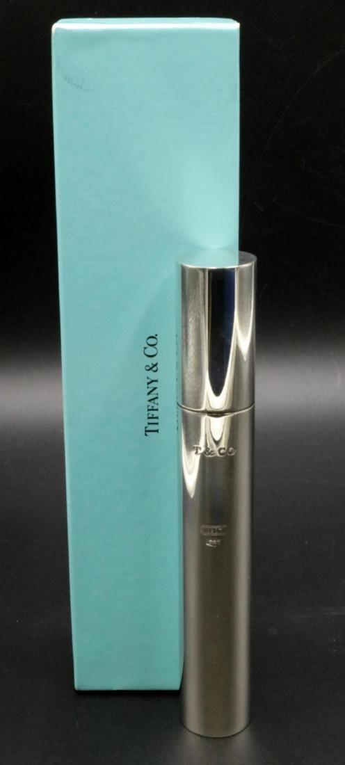 Tiffany & Co. Sterling Cigar Case