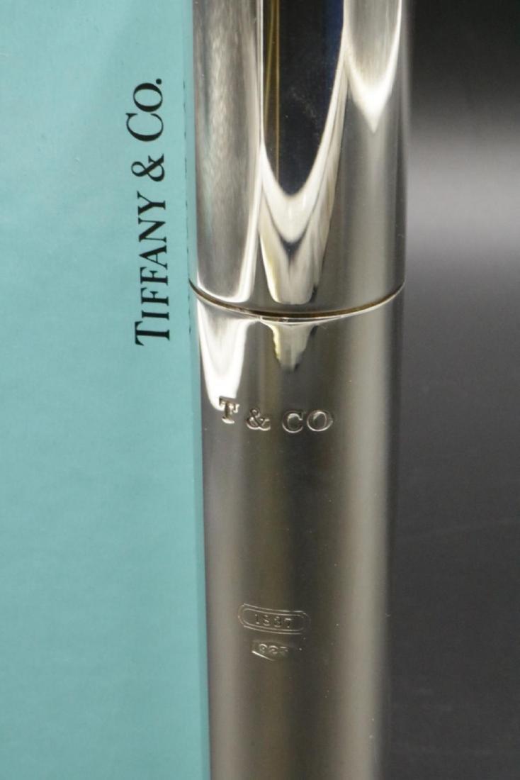 Tiffany & Co. Sterling Cigar Case - 2