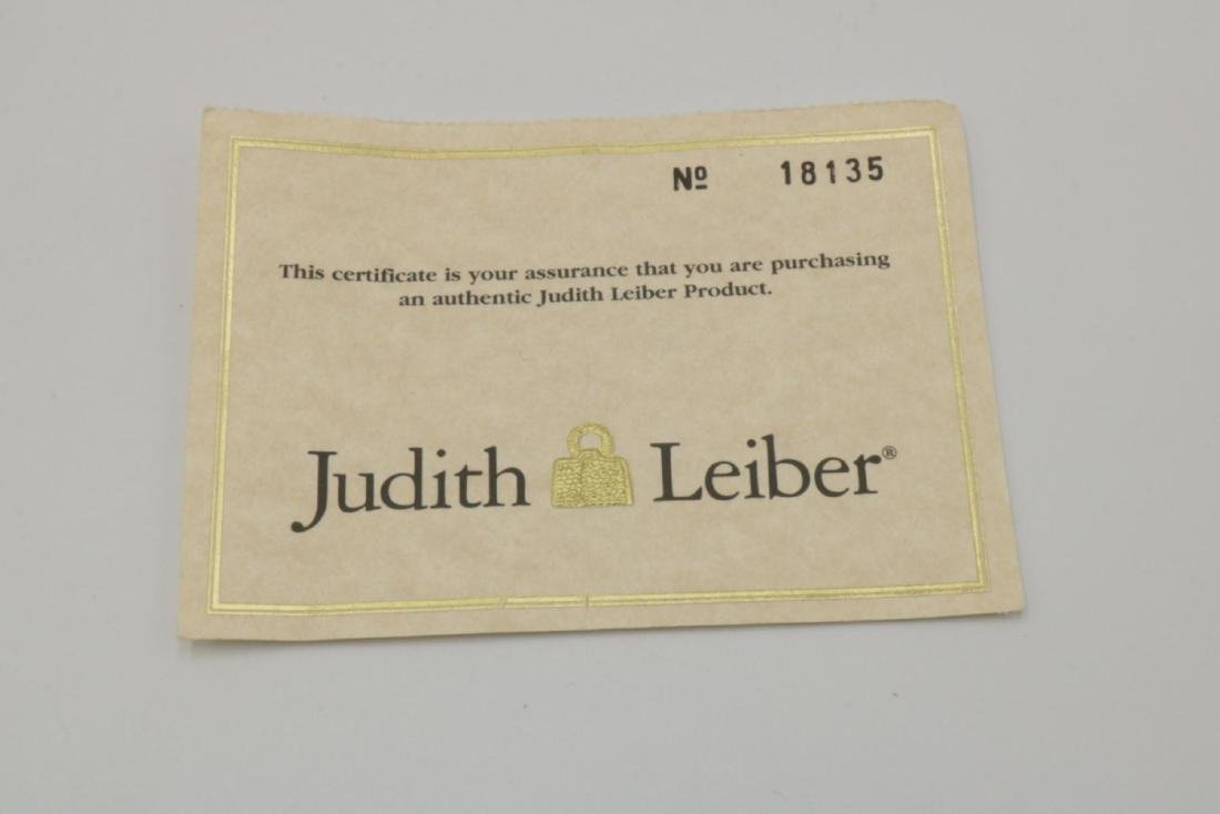 Judith Leiber Multi-Colored Swarovski Crystal Clutch - 8