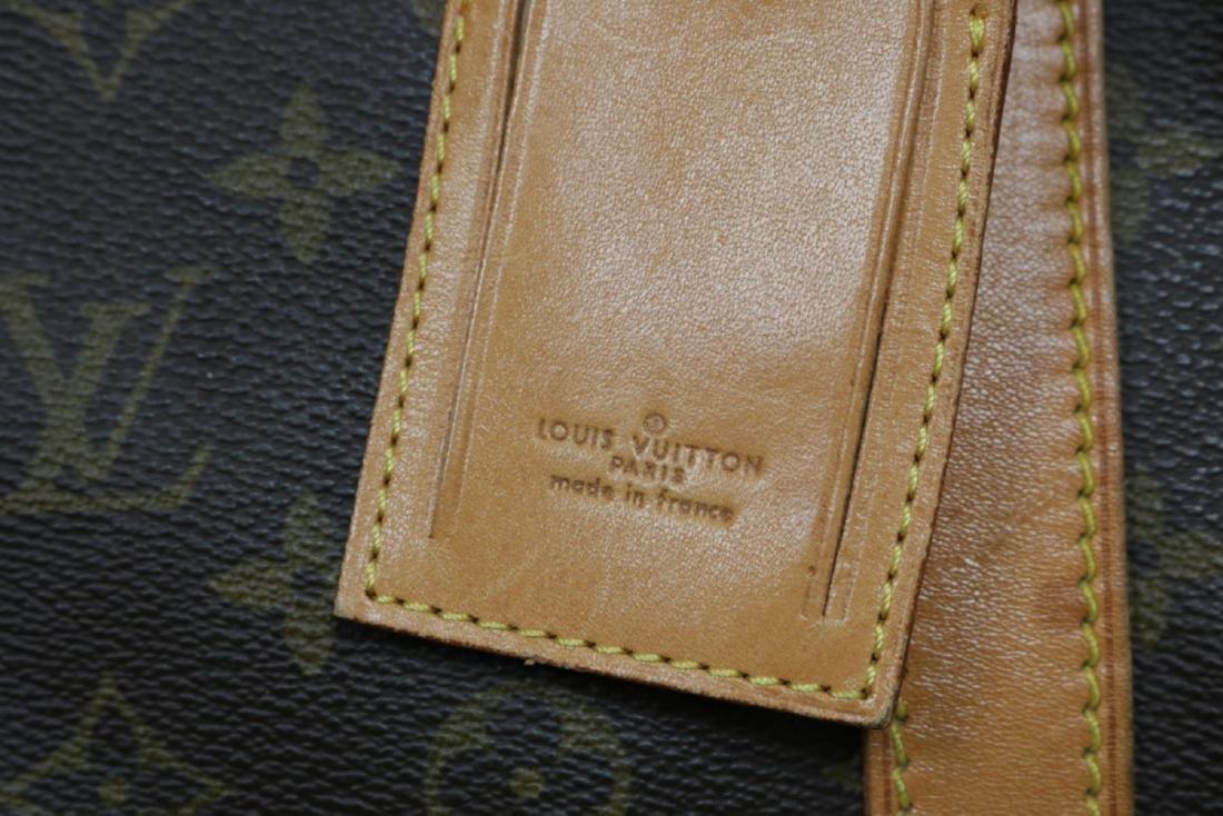Louis Vuitton Canvas Duffle Bag - 4
