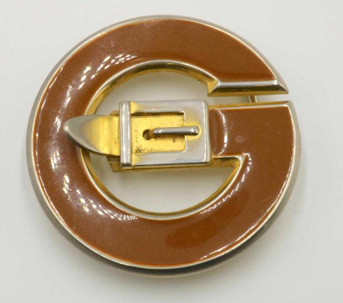 cd78308cb64 Vintage Gucci Belt Buckle