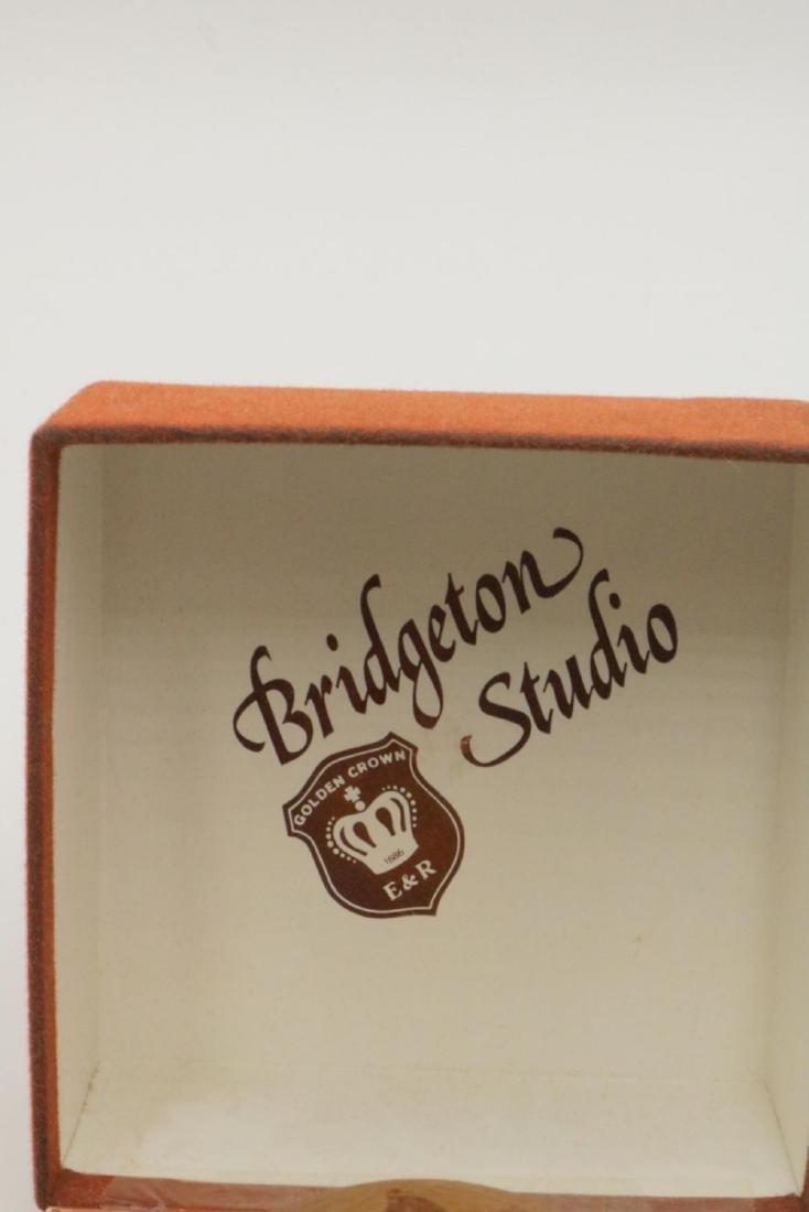Bridgeton Studio Art Glass Paperweight - 2