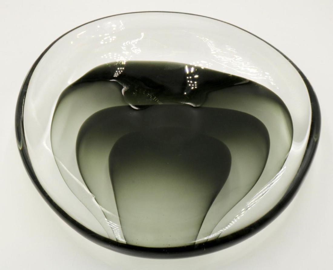 Cenedese Italian Murano Art Glass Bowl