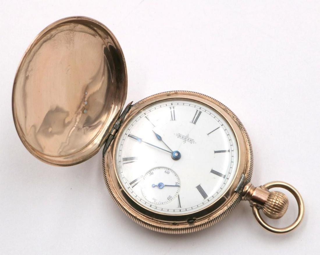 Antique Elgin 14Kt Pocket Watch