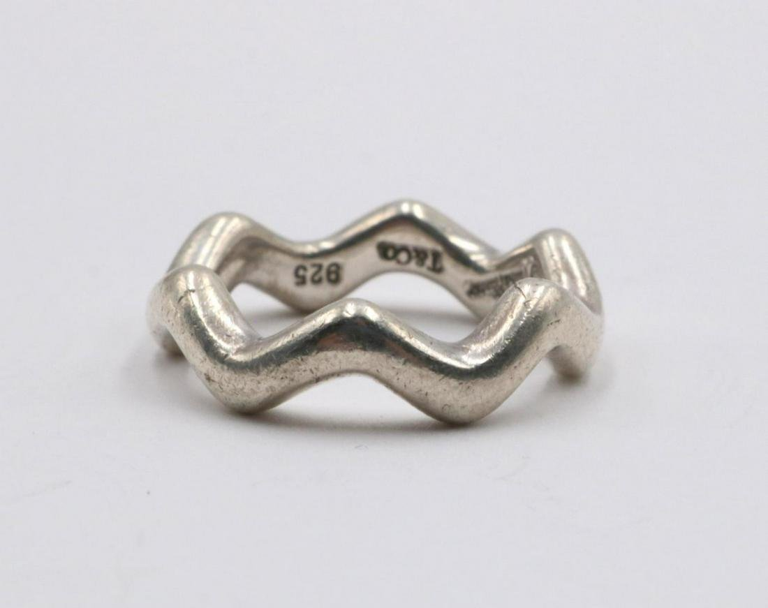 Tiffany & Co. Paloma Picasso Sterling Ring