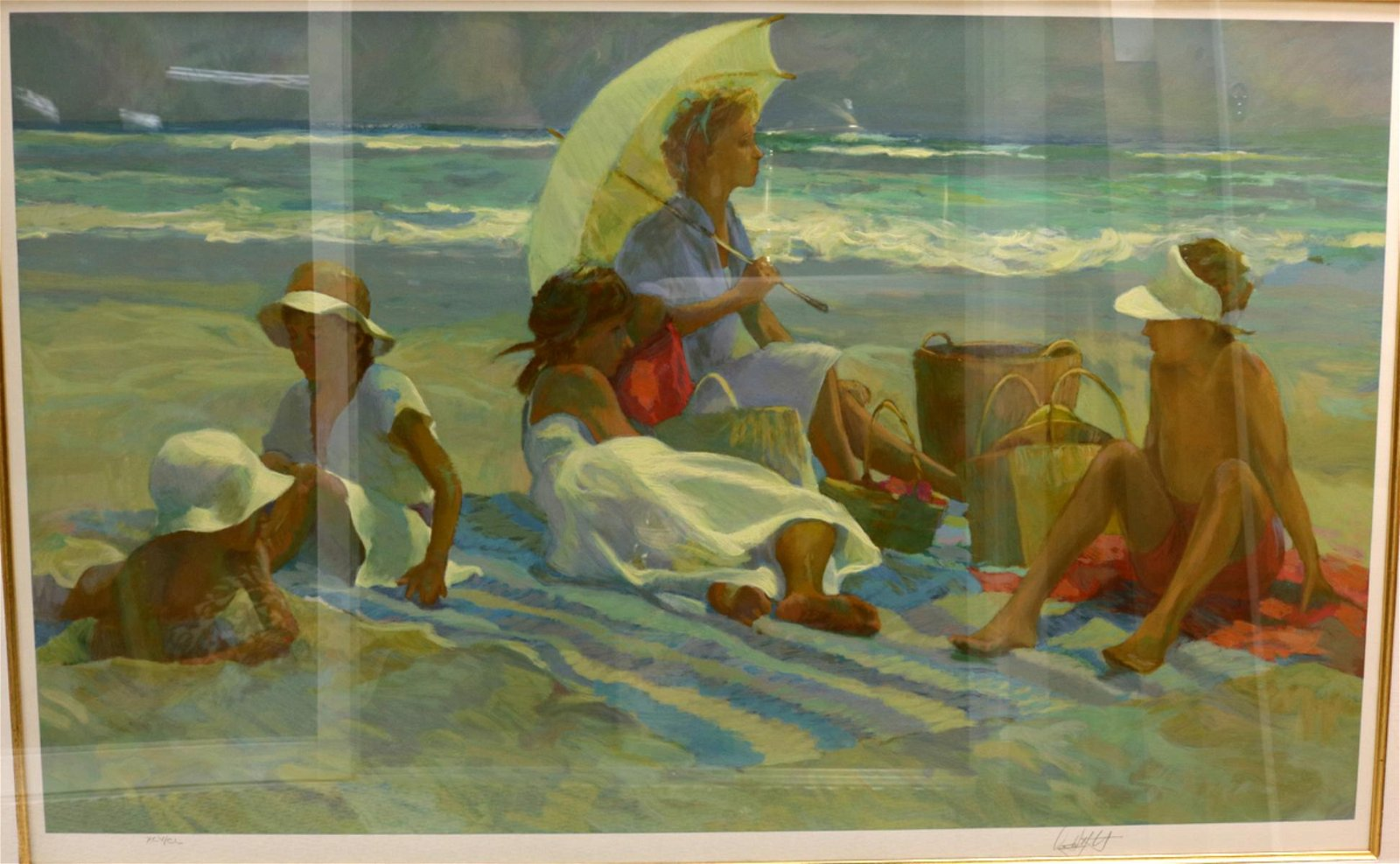 Don Hatfield Limited Edition Lithograph