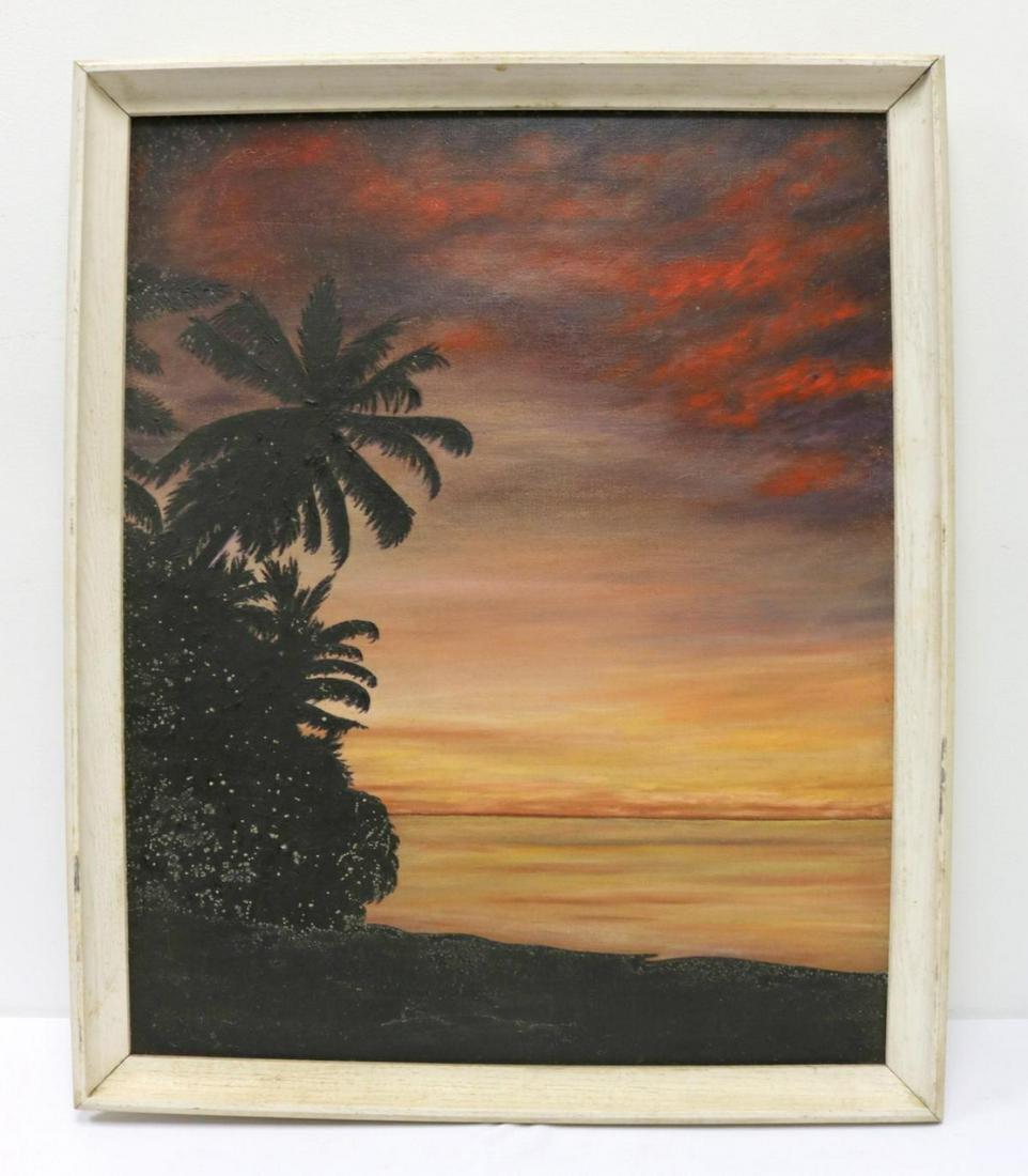 Emilio Ciardullo Oil Painting on Canvas