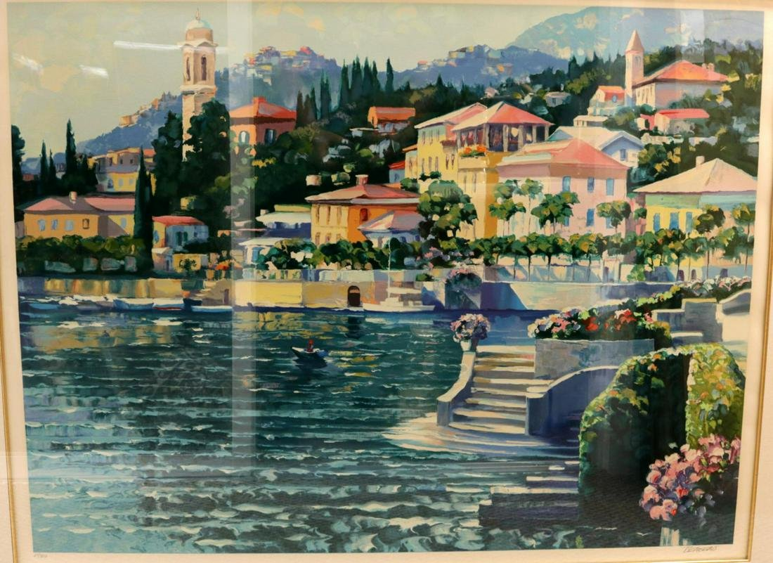 Howard Behrens Limited Edition Lithograph