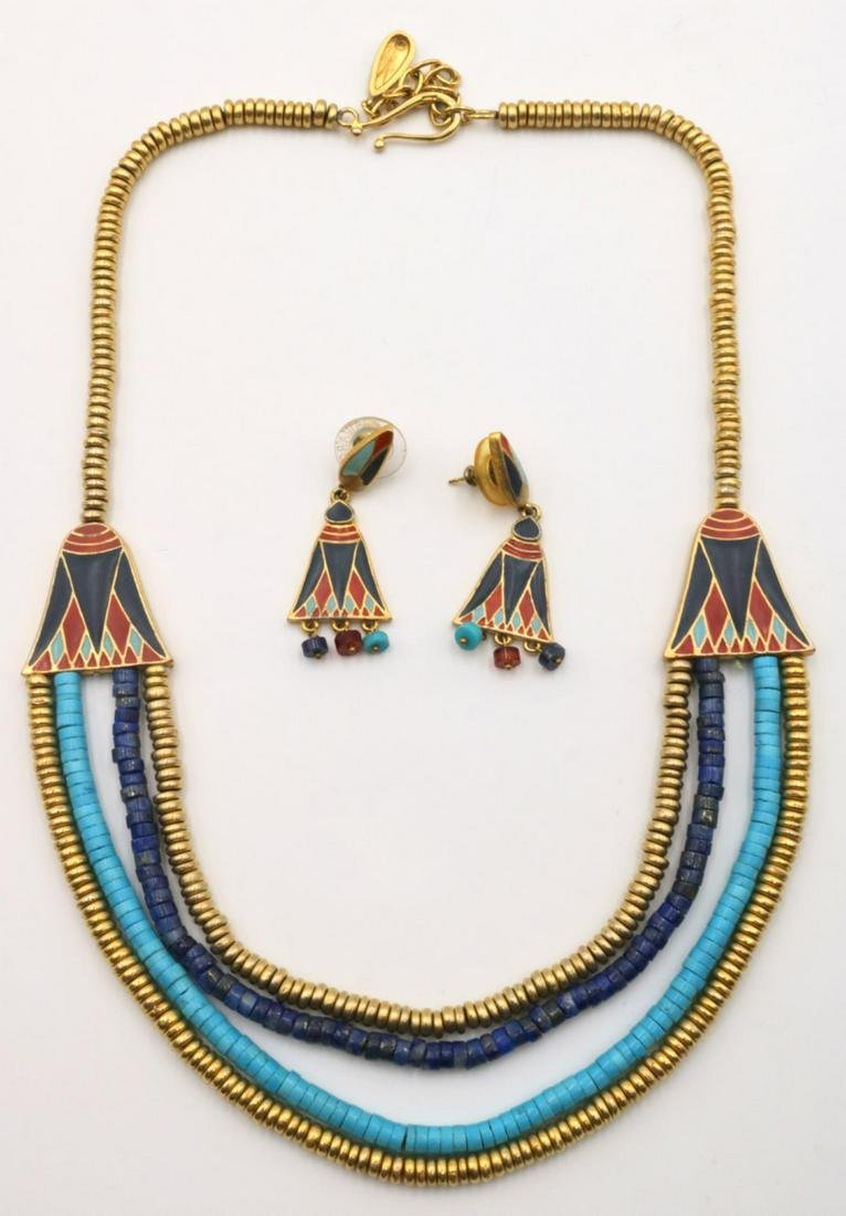 Metropolitan Museum of Art Jewelry Suite
