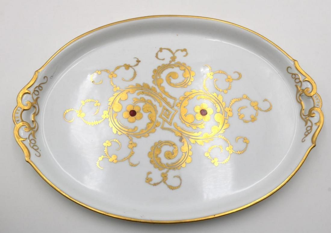 Schmidt Porcelain Serving Dish
