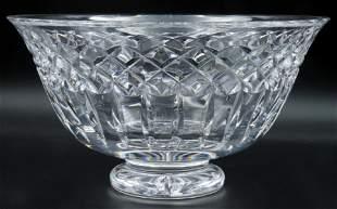 Large Waterford Crystal Bowl