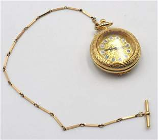 American Historic Society Pocket Watch