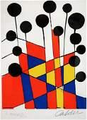 """Alexander Calder """"Balloons"""" Lithograph"""