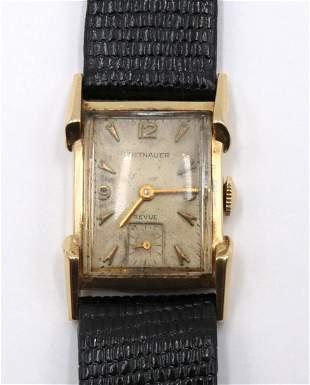 Wittnauer 1950's 14Kt Men's Watch
