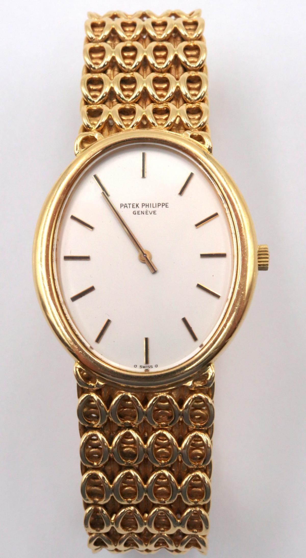 Vintage Patek Philippe 18Kt Wristwatch