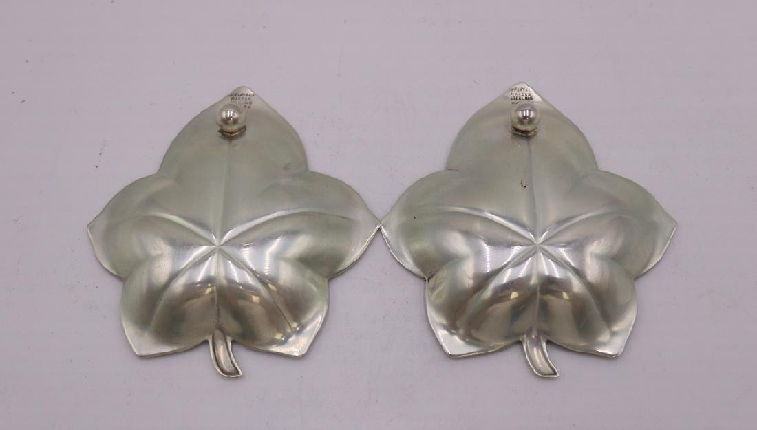Pair of Vintage Tiffany & Co. Sterling Salt Cellars - 2