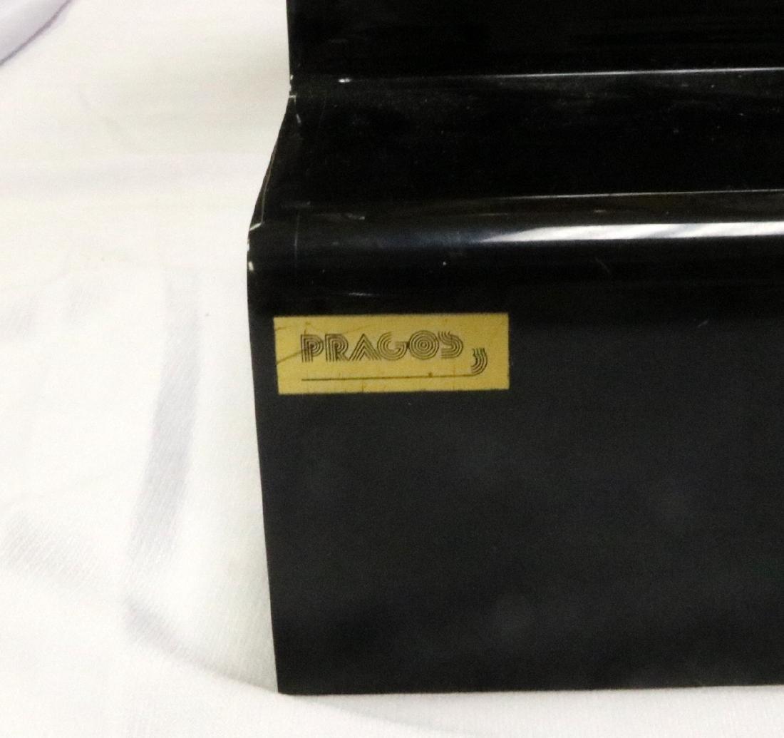Mid-Century Modern M. Delo (Italian 20th C.) Brass Scul - 5