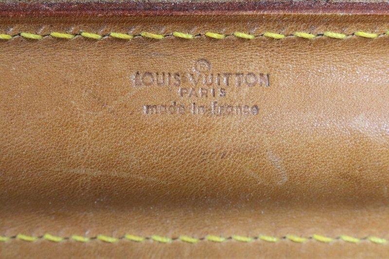 Vintage Louis Vuitton Monogram Steamer Bag - 8