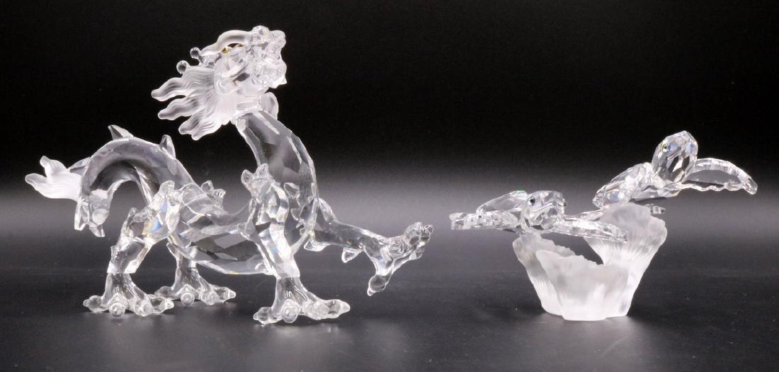 3 Pc. Swarovski Crystal Group