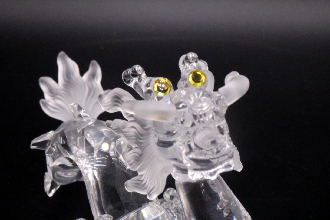3 Pc. Swarovski Crystal Group - 3