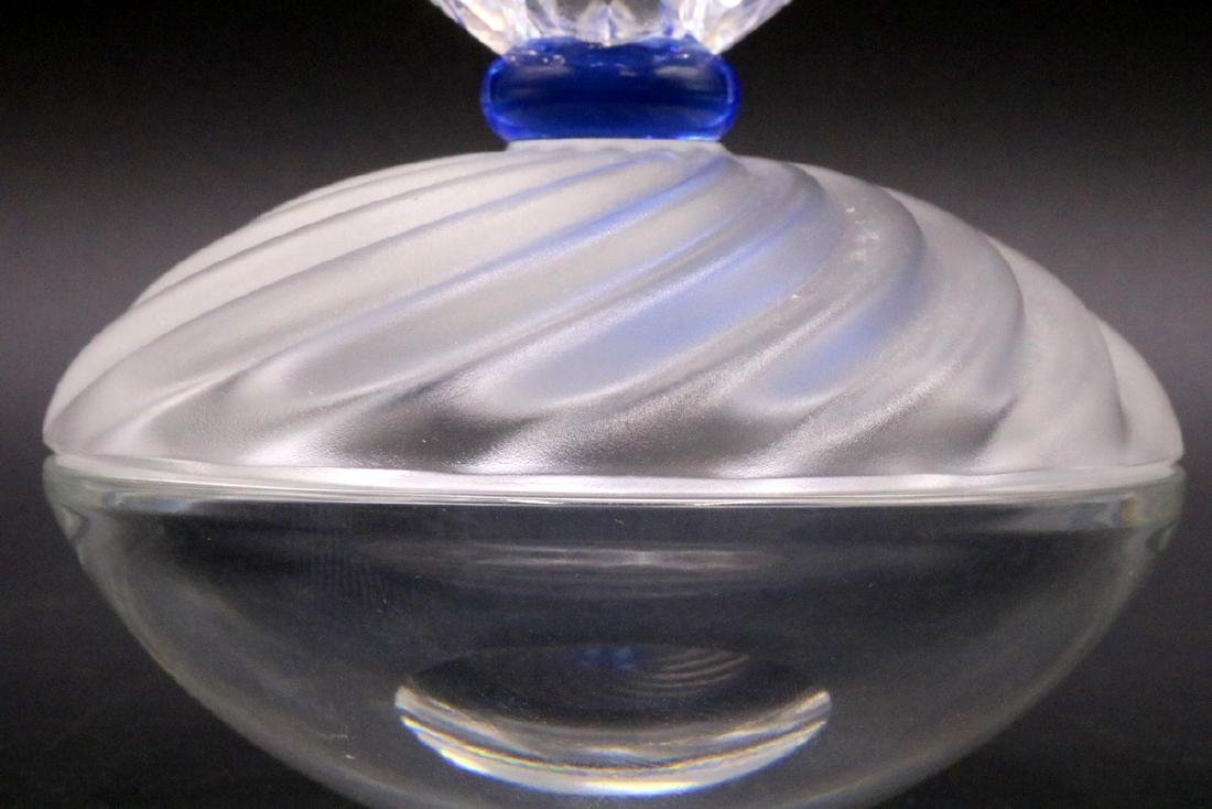 Swarovski Crystal Blue Flower Jewel Box - 4