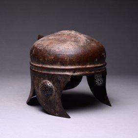 A Hellenistic Bronze Helmet