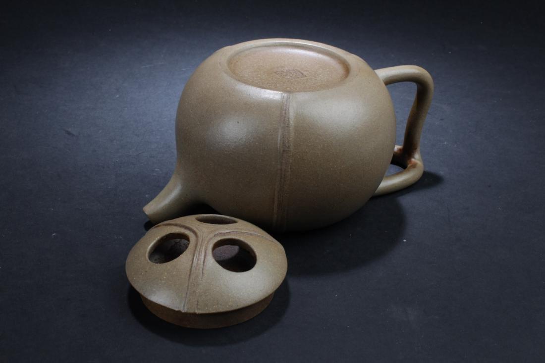 Chinese Zisha Teapot - 7