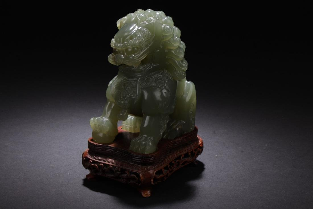 Chinese Antique Jade Ornament