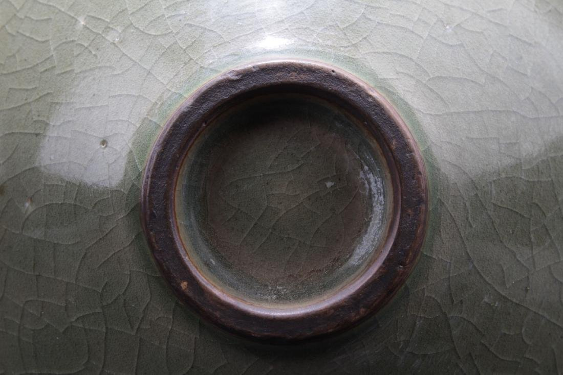 A Round Chinese Estate Porcelain Bowl - 5