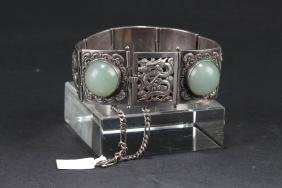 Antique Chinese Silver Bracelet