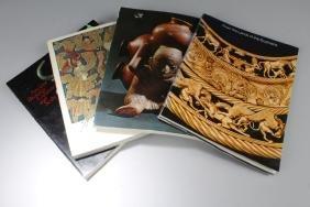 A Set of Four Ancient Art Collection Set