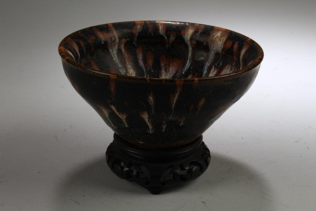 Chinese Jizhou Ware Bowl