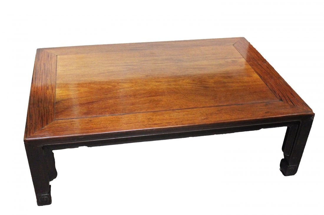 Chinese Huanghuali Low Table