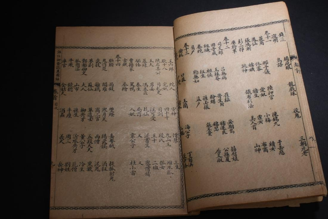 A Collection of Eight Chinese Books - 4