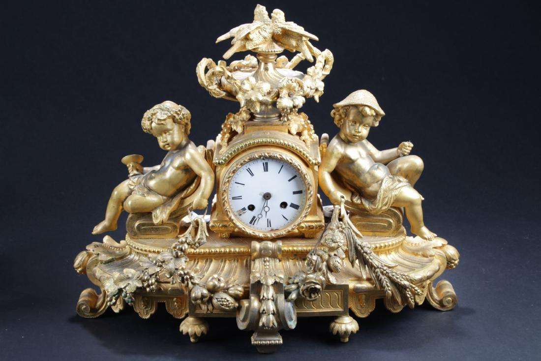 European Style Clock
