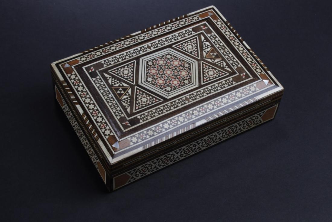 Hardwood Box