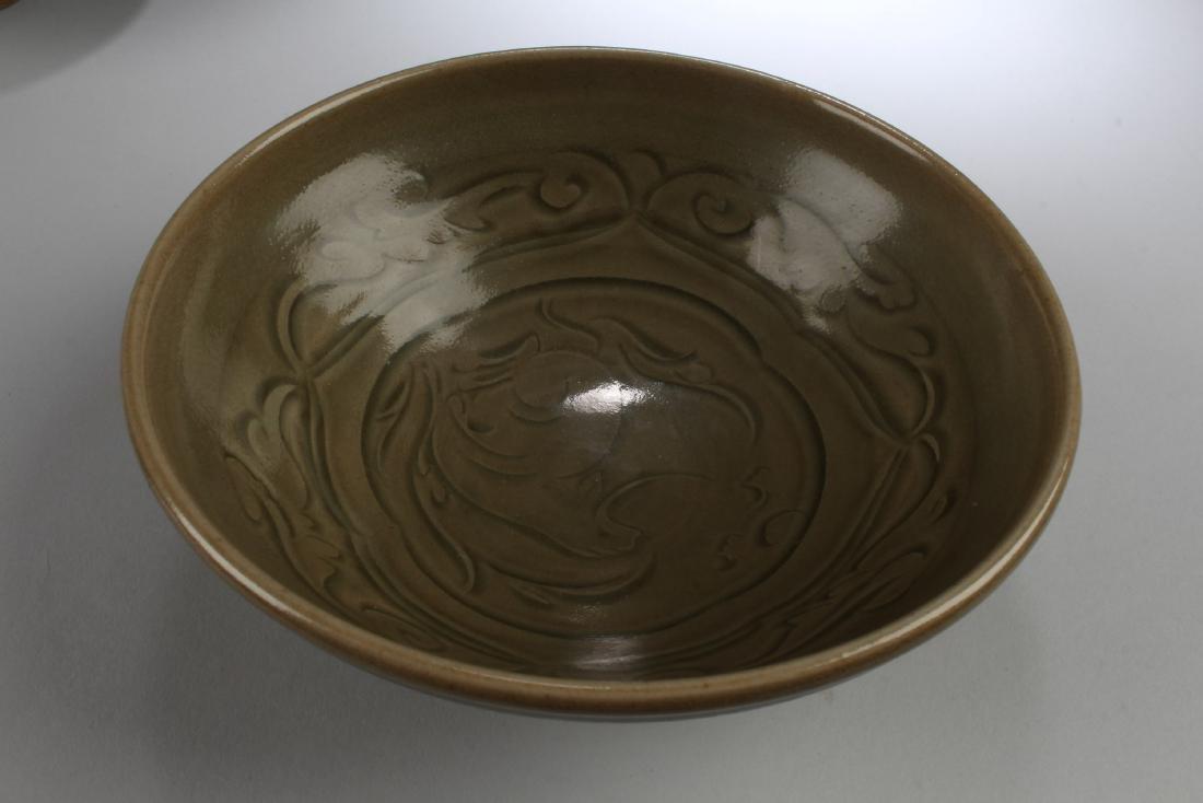 Chinese Yaozhou Ware Bowl