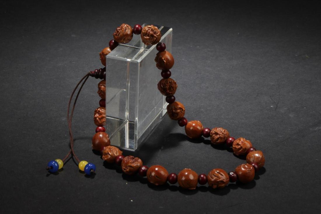 Chinese Bead Bracelet