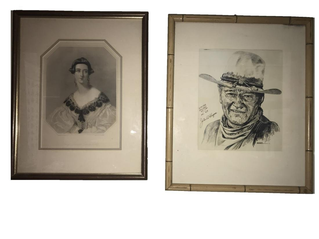 Two Frame Painting