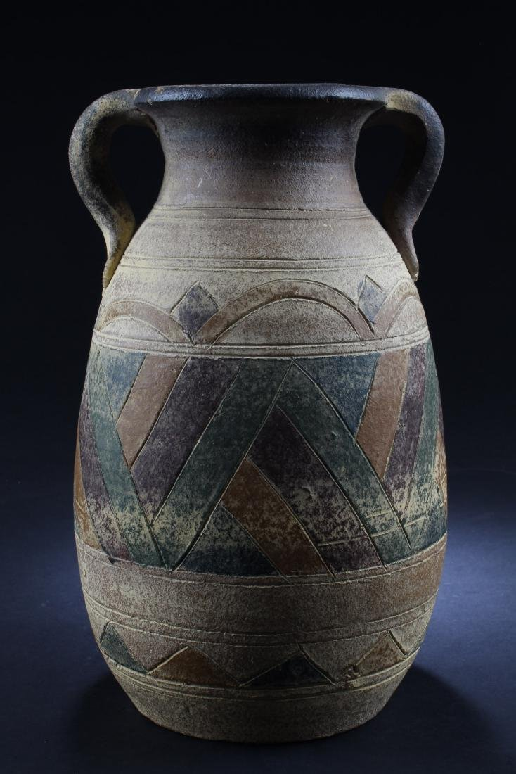 Chinese Pottery Jar