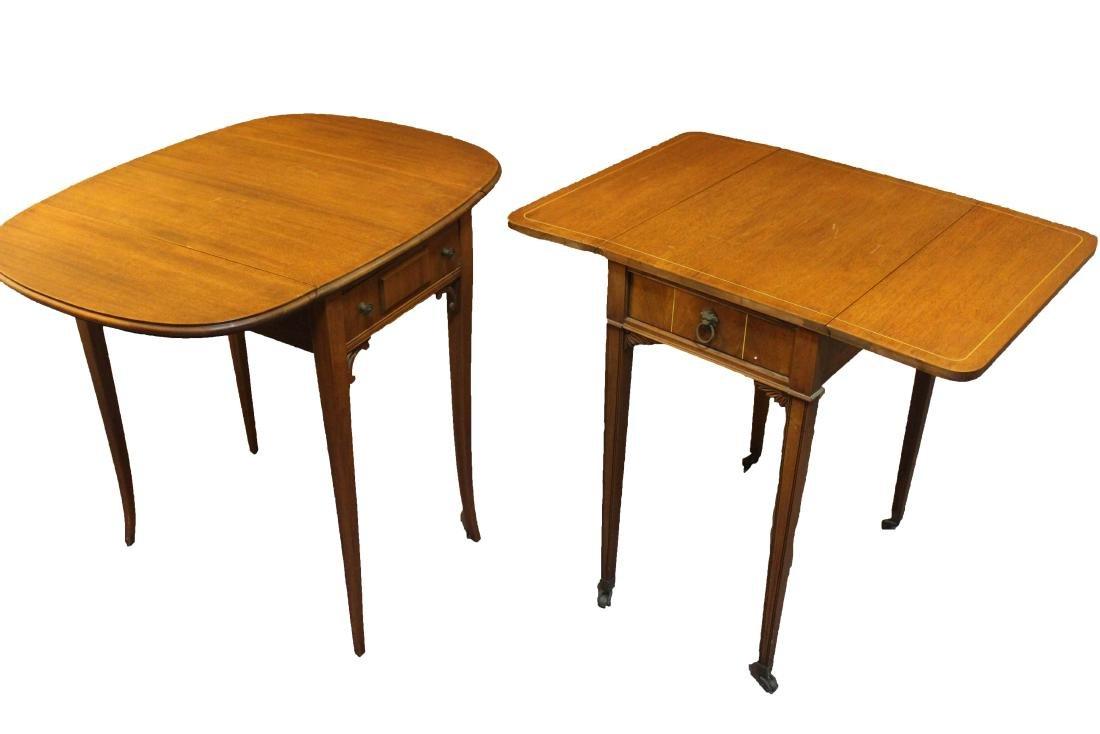 Two Pembroke Tables