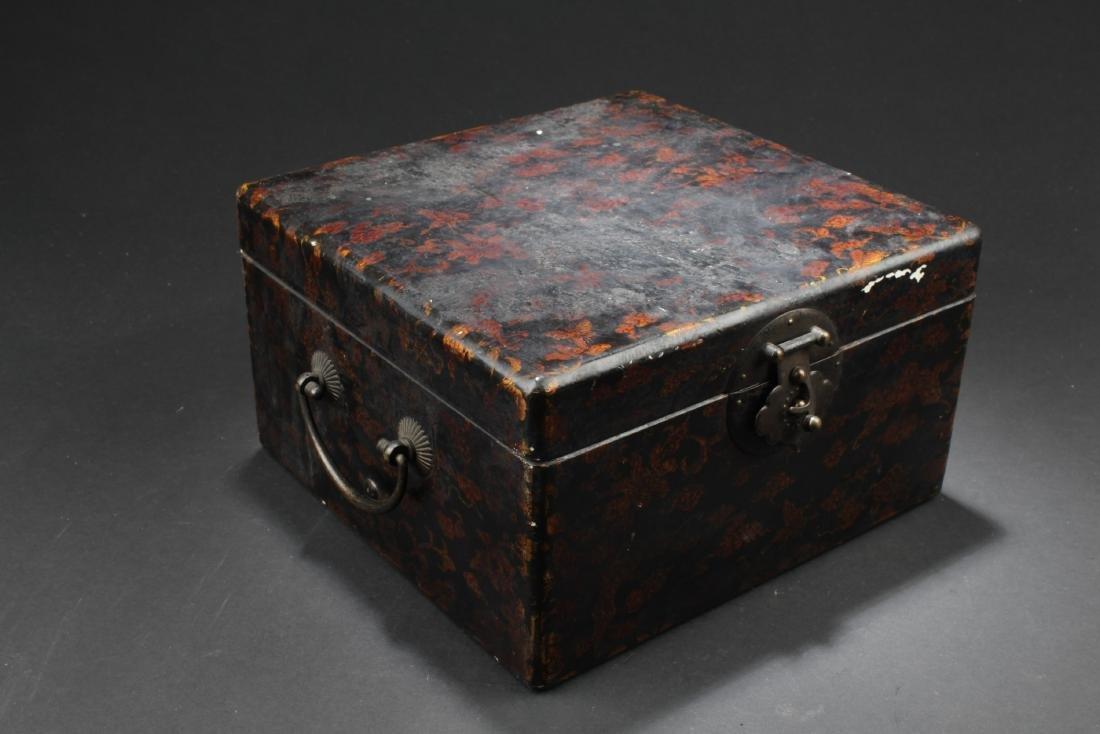 Antique Chinese Hardwood Box