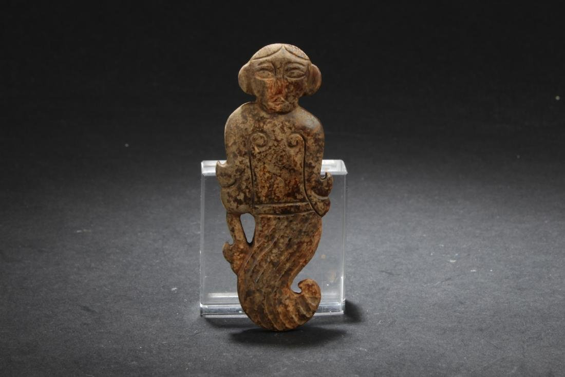 Chinese Jadestone Ornament