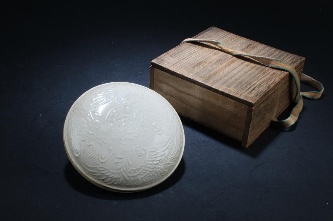 Chinese DingYao Round Container
