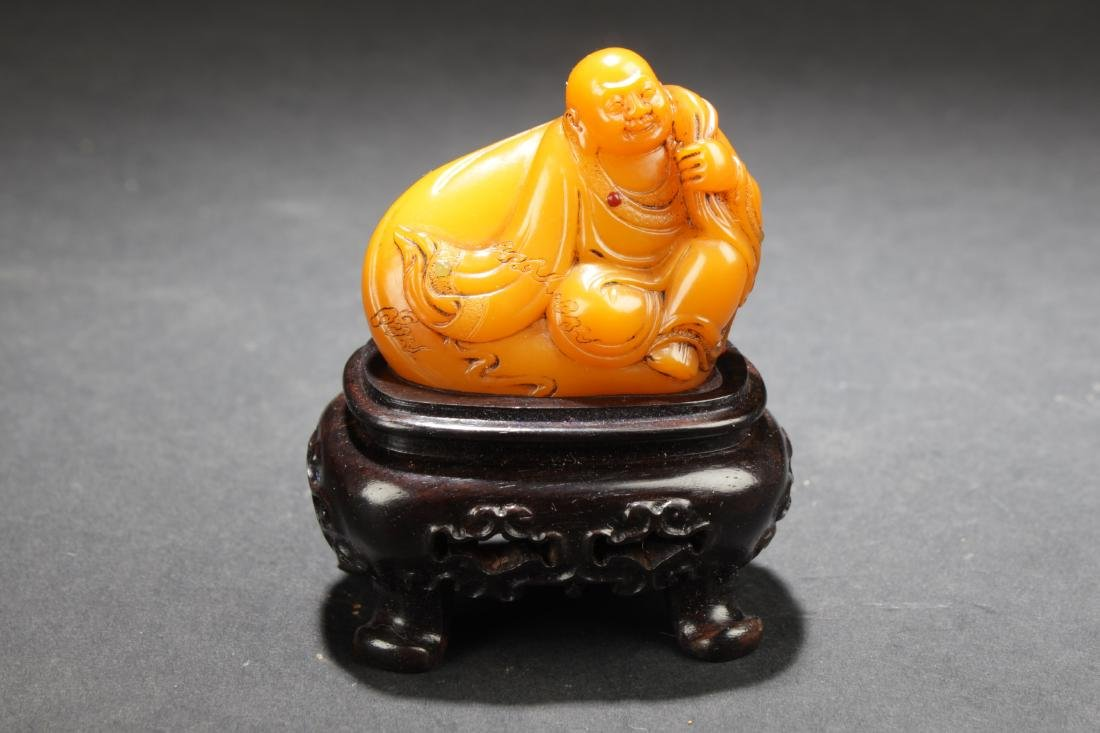 Chinese Soapstone Ornament