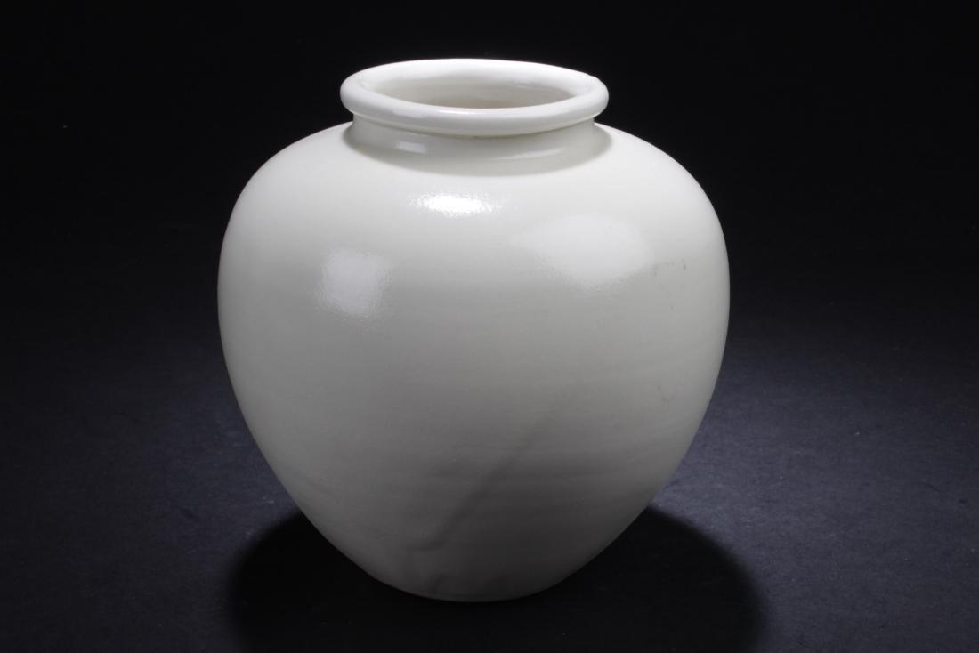 Antique Chinese Enamel Glazed Jar