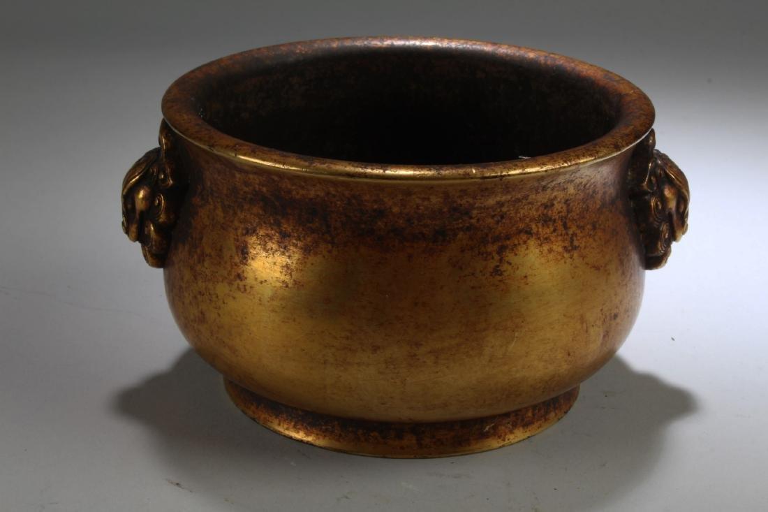 Chinese Bronze Censer